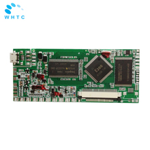 "1024x600 40PIN 50PIN IPS 7"" inch tft lcd controller driver board with sd card slot"