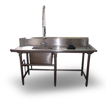 Custom Size Kitchen Sink 304 Stainless Steel Kitchen Sink Industrial Kitchen Sink View Industrial Kitchen Sink Hengxing Product Details From