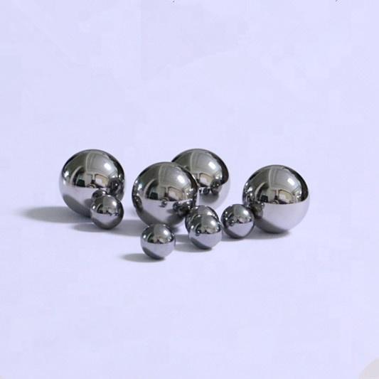 0.5mm to 76.2mm high quality chrome steel bearing ball