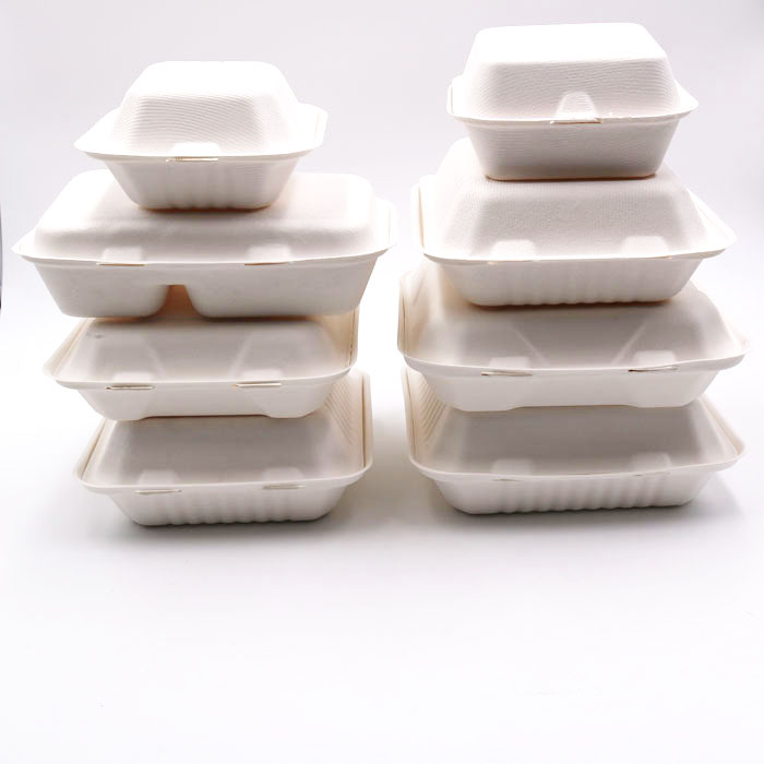 biodegradable compostable eco food packaging container