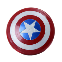 Captain America shield Glowing Toys Sounding Toys Children's Halloween Toys