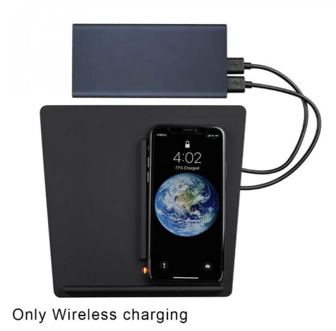 For Tesla Model 3 Y Units Mobile Phone Wireless Charging Pad Charger Use Cigarette Lighter 4 USB QC3.0 For iPhone