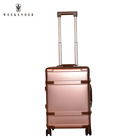 High Quality Aluminum Travel Trolley Luggage Case