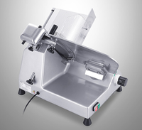 "10""Inch 250mm industrial commercial professional kitchen equipment kebab deli slicer/meat slicer/meat cutting machine"