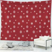 Рождественская Гобеленовая Праздничная нарядная одежда для общежития, креативная ткань для фотосъемки, KK29(Китай)