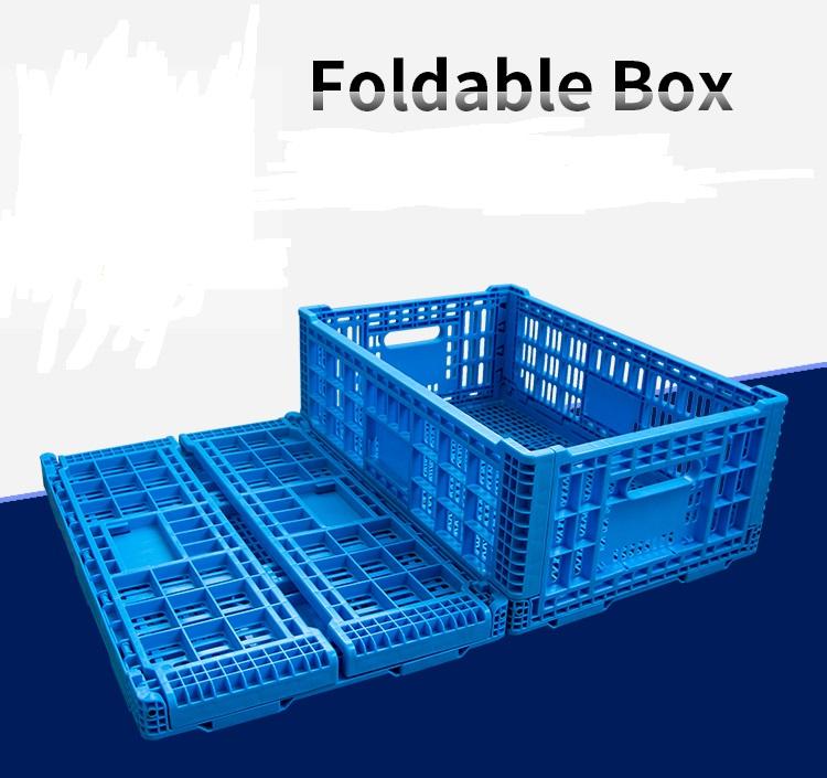 PP kiste faltbare LOGISTIK boxen kunststoff klapp Kisten palette kiste