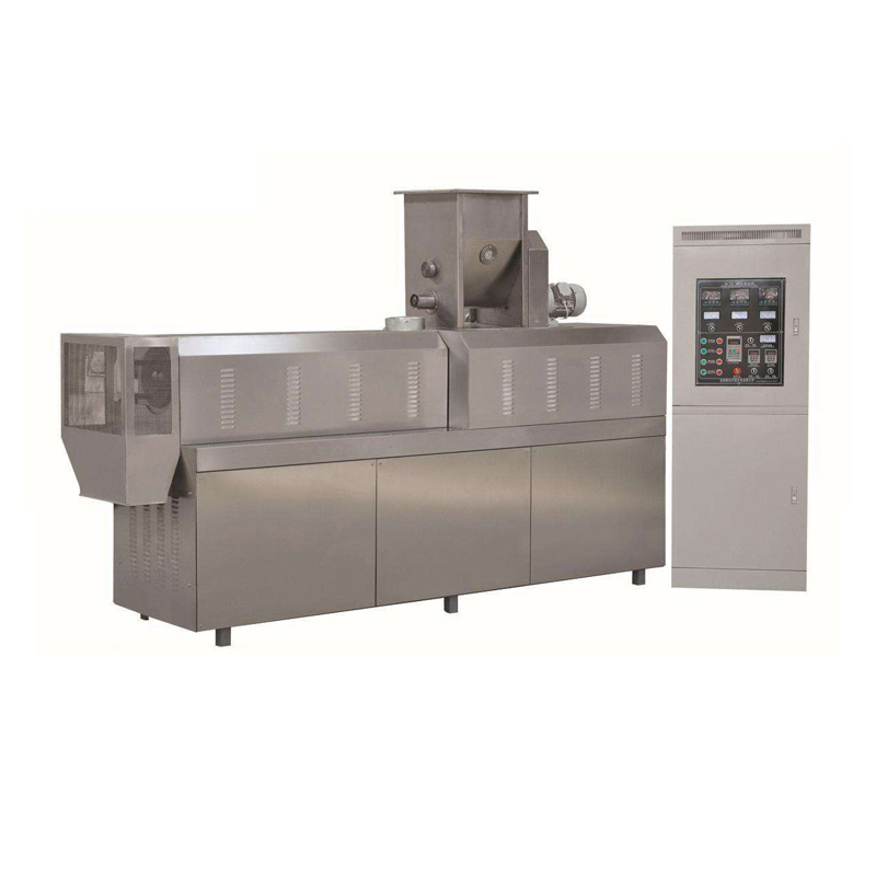 Extruded 800-1000kg/h pet food Processing Line Equipment Manufactures