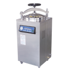 Lab Vertical Pressure Steam High Pressure Sterilizer Full Automatic Vertical Autoclave for Sterilizing Instrument