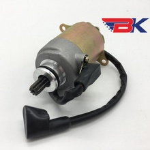 Motor de arranque 9 Dentes GY6 125cc 150cc Moto Atv Quad Buggy Moped Scooter