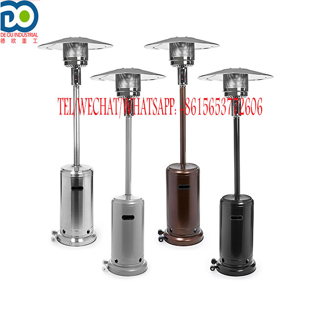 13kw Portable Movable Umbrella Type
