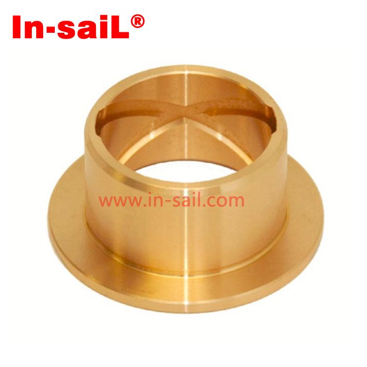 "1//4/""x 7//16/""x 1/""inch Bronze//Brass Cast Bushing Plain Sleeve Bearings 0.25/""Bore//id"