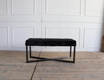 Ideas About Leather And Stainless Steel Ottoman
