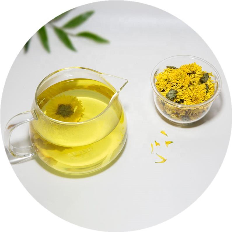 Health Preserving Flavored Tea Yellow Chrysanthemum Tea - 4uTea | 4uTea.com