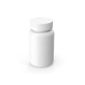 * 15cc-300cc Original Factory HDPE PET White Opaque Pill Bottle for Capsules Medical Packaging