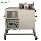 High efficiency Smart ethanol recovery machine 80L solvent recovery unit stainless steel