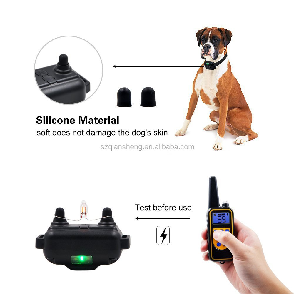 Electric Dog Training Collar Pet Remote Control Pet Dog equipment