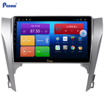 10.1 inch Android 10.0 Octa Core 4GB RAM/64GB ROM Car DVD GPS for Toyota Camry V50 2012- 2014 With CarPlay/Mirrorlink/Wifi/4G