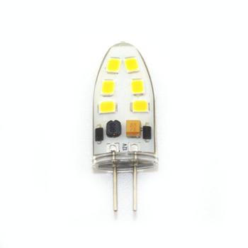 Silicon Dimmable Wholesale 110lm G4 LED Bulb 24V With CE RoHS