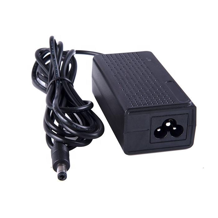 Black White Desktop AC adaptor  12V 8A DC Power supply  AC/DC Adapter