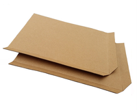Brown kraft transport paper slip sheet for transportation