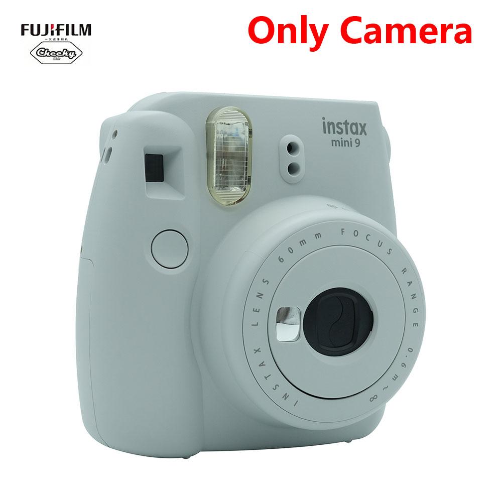 Оригинальная пленка моментальной печати Fujifilm INSTAX Mini 9, подарочная упаковка, новинка, 5 цветов, подарок на Рождество и новый год, фотокамера мо...(Китай)