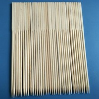 Bamboo is the only trusted material trusted in a commercial kitchen bamboo skewer