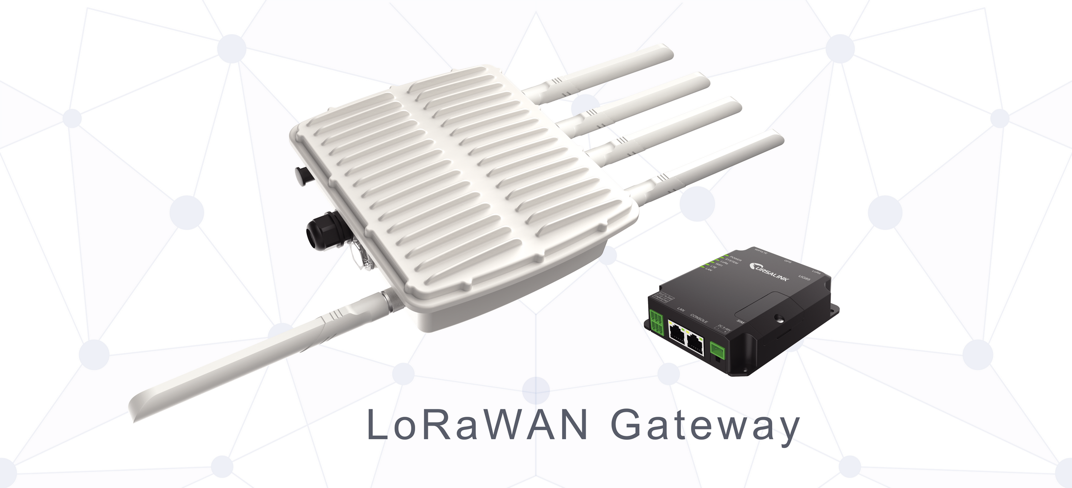 LoRaWAN Gateway for Internet of Things