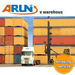 Sea Freight Shipping Service From Shenzhen  to USA freight forwarder