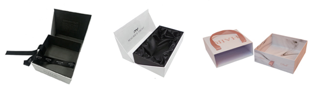 Yifeng Luxury Shirt Apparel Gift Customized Window Paper Packaging Magnetic Hinged Rigid Cardboard Box with Transparent Lid