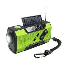 Amazon bestseller solar handslinger noaa weer outdoor survival kit met emergency radio