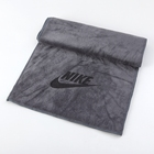 Towel 300-600gsm High Quality Logo Embossed Nike Gym Fitness Sport Brand Under Armour Towel