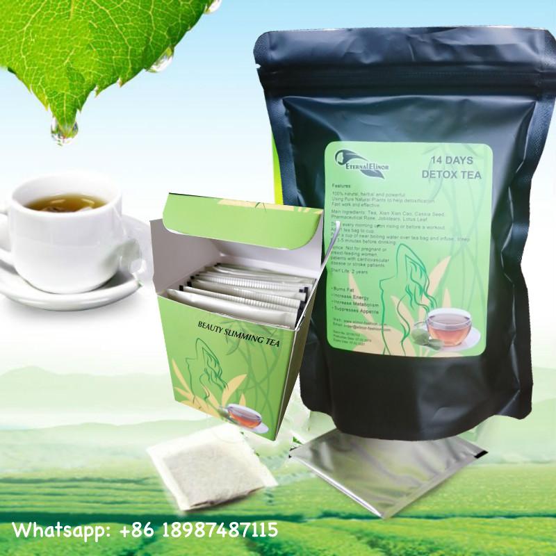 Best selling herbal formula effective 7 days slimming body tea - 4uTea   4uTea.com
