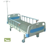 Hote sales white steel hospital bed in China ISO 13485 certificate and CE