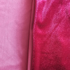 Silky Super Velvet Fabric Pajamas And Fashion Suit