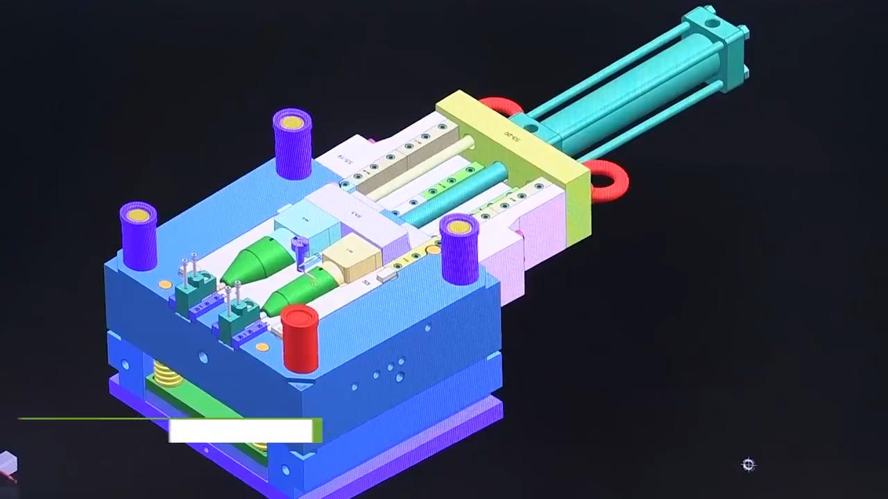 OEM/ODM produttore di stampi ad iniezione di stampaggio parte di plastica per le piccole parti stampate