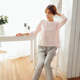 japanese women sleepwear cotton knit pajamas