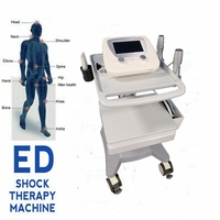 Portable ergotherapy massage machine/ED Shock wave therapy equipment/Physical Therapy Equipments for pain management