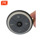 Customized silicone button rubber keypad for Bluetooth Audio PCB keypad