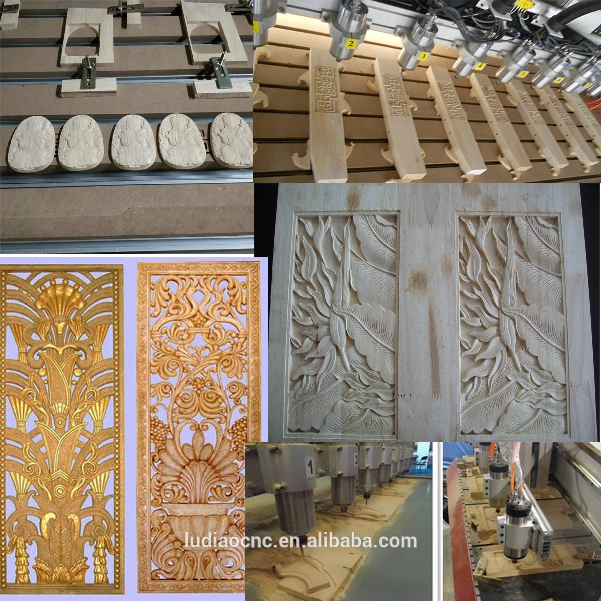 Custom cnc carving machine price manufacturers for woodworking-8