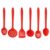 Amazon Hot Selling Kitchen Silicone Cooking Kitchenware Supplies