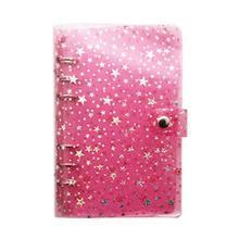 A5 A6 звезда свободный лист переплет ноутбук Внутренняя крышка Журнал Планировщик офис F3MA(Китай)
