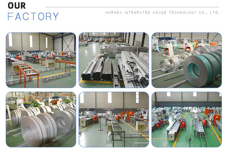 Fabriek 20ft 30ft vouwen uitbreidbaar container huis