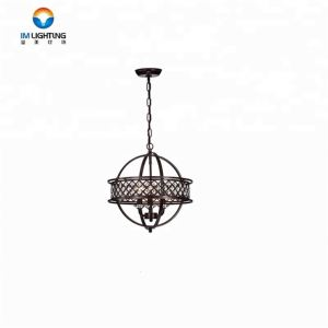 Mini Airplane Model Big Chandelier Industrial