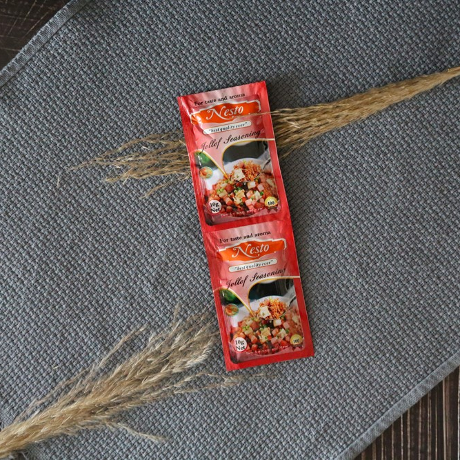 <strong>seasoning</strong> powder garlic ginger and onion flavor 10g/sachet powder spices for Guinea china <strong>factory</strong>