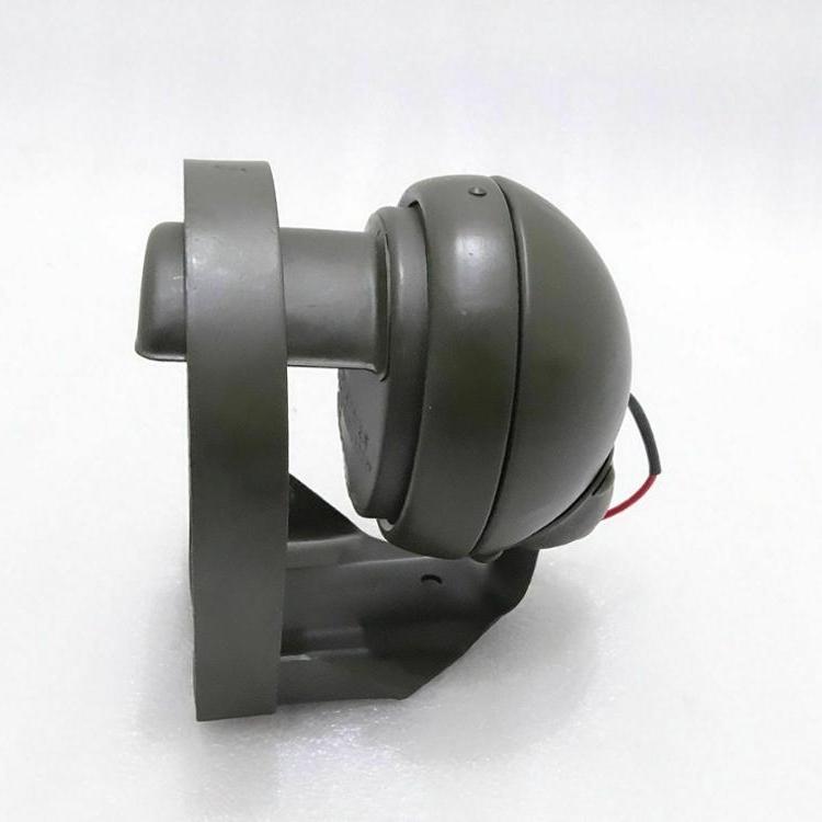 Directo de fábrica de alta calidad militar apagón conducir la cabeza de la lámpara de luz con soporte gpw verde oliva del vehículo del coche accesorios