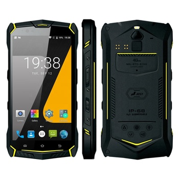 JESY J9S 5.5 Inch FHD Octa Core 4GB/64GB IP68 Waterproof Rugged Android Phone with NFC