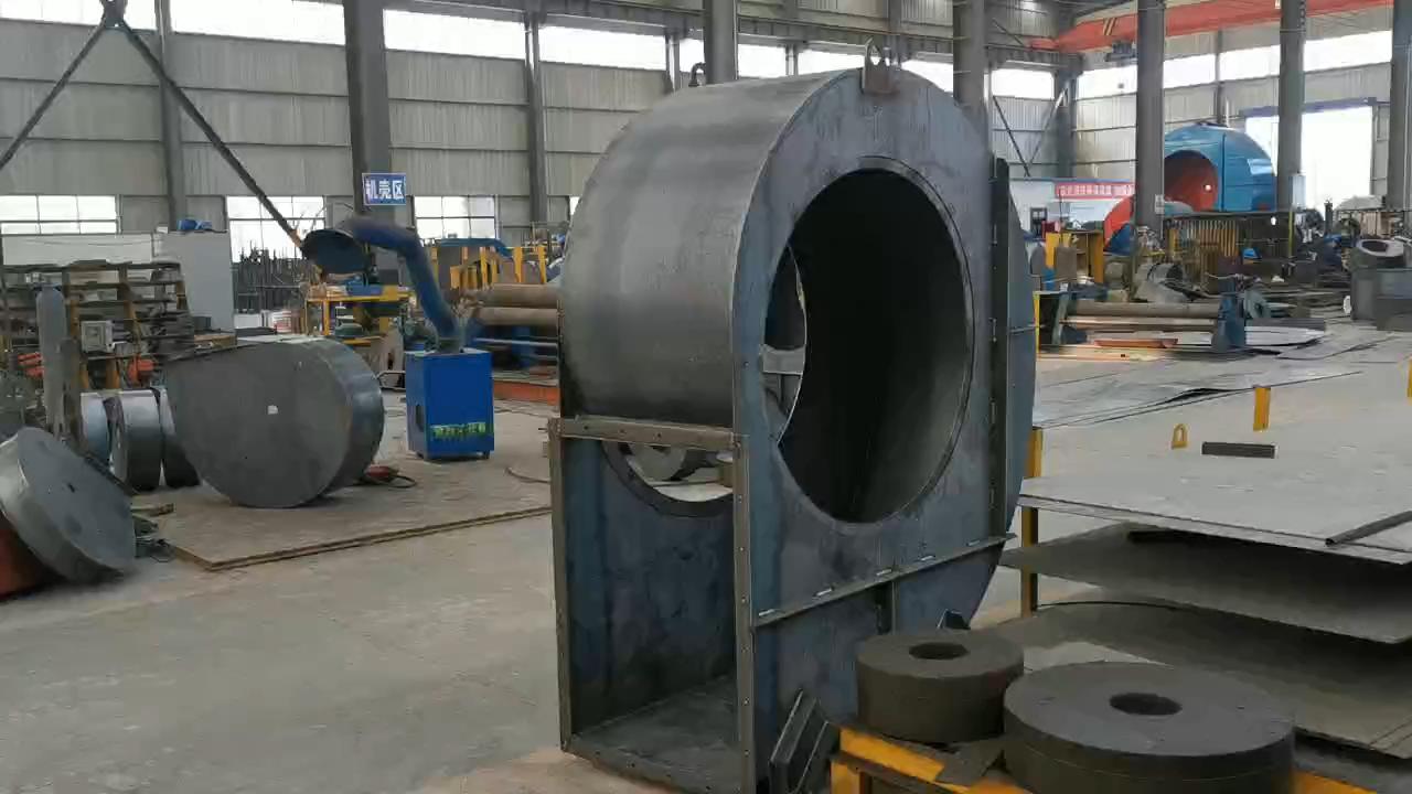 Kiln Centrifugal Fan High Temperature Inducer Fan Manufacturer