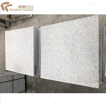 Cheap Polished Sesame Grey Granite Stone Tiles