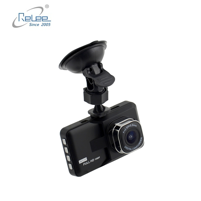 Full HD 1080P Dash Cam Dashboard Camera Recorder Car with Gravity Sensor car black box