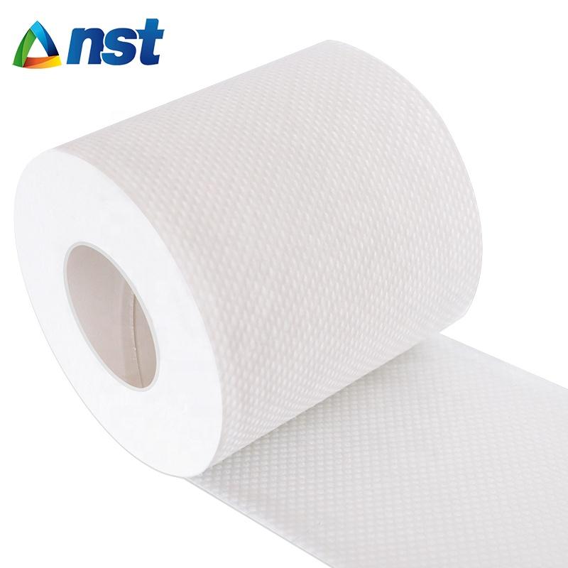 Amerika Reliëf 2 Lagen Toiletpapier Roll Zacht Papier Toiletpapier Usa